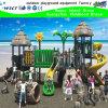 2016 New Design Artificial Wood Playground Equipment (HK-50011)