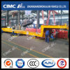 Extensive Platform Cimc Huajun Ultra-Long Low Bed/Lowboy Semi Trailer