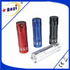Mini Flashlight with Colorful Choices for Emergency Use, Promotion, LED Lamp