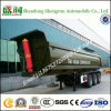 Tri-Axle U Shape Rear Dump Semitrailer Export to Kazakhstan
