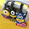 2014 Hot Cartoon Soft PVC Luggage Tag (LT051)