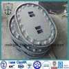Steel Manhole Ship Cover Type a B C D