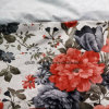 Traditional Flower Printed Pattern Bonded with Tc for Home Textile