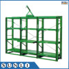 L1000xD600xH2000mm Standard Steel Shelving Storage Mould Racking