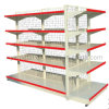 Wire Mesh Back Singel (double) Side Supermarket Shelving