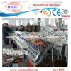 Plastic PVC Water Gutter Extrusion Machinery