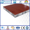 Wood Grain Honeycomb Panel for Curtain Wall