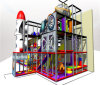 Cheer Amusement Outer Space Themed Kids Indoor Playground Fitness Equipment