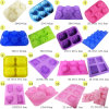 Customize Silicone Cake Mould Chocolate Mold Ice Cube Moulds