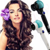 Fashion Showliss PRO Steam Hair Curler LED Hair Curler Styler Automatic Curling Iron Purple Hair Curler Universal Voltage