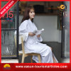 White Comfortable Hotel Bathrobe Airline Bathrobe for Sale