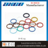 Heat Resistant Soft Encapsulated O-Ring Made of Silicone