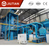 Three Cylinder Mineral Residue Rotary Drum Dryer for Export