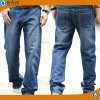 Factory Wholesale Men Big Size Jeans Cotton Fat Jeans