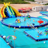 12X6m Elephant Slide Inflatable Water Park for Summer Sports