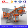 Yhzs50 Ready Mixed Mobile Concrete Mixing Plant for Sale