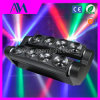 RGBW 4 in 1 LED Beam Moving Head as Spider