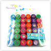 36 Pack Holiday Fun Self Inking Stamps Toy for Kids