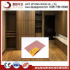 Red Color Fire Retardant MDF in Fibreboards