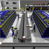 Steel Carton Flow Racking in Storage Racks