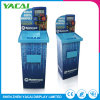 Floor Acrylic Advertising Counter Cardboard Exhibition Stand Store Display