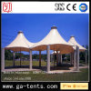 Permanent High Peak Pagoda Shape Tent with PVDF Cover