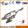 Famous Car Brand Car Catalytic Converter From China