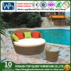 Leisure Furniture Garden Furniture Rattan Woven Daybed (TG-JW22)