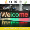 Single Color Scrolling Message LED Panel