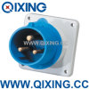 Cee IP44 3p 320V Surface Mounting Plug (QX817)