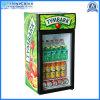 80L Mini Upright Beverage Display Cooler Refrigerator