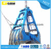 Four Rope Mechanical Clamshell Dredging Grab Salvage Ships