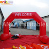 Custom Made Outdoor Inflatable Arch Rental Inflatable Welcome Arch