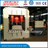 Automatic hydraulic cold press machine for for making steel dorr