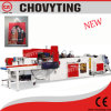 Bottom Sealing Soft Loop Handle Plastic Shopping Bag Making Machine