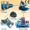 Europen Ce Standard High Quality Rubber Powder Machine Automatic Tyre Recycle Machine
