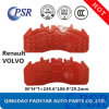 Chinese Manufacturer Hot Sale Auto Parts Disc Brake Pad/ Back Plate Wva29174 for Mercedes-Benz /Volvo/Renault