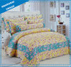 6 Pieces Flower Cotton Print Bedding Quilt (set)