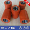 Silicone/NBR /PU Rubber Return Roller with Rubber Rings