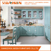 2018 Classical American Solid Wood Kitchen Cabinet
