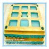 High Manganese Steel Jaw Plate Jaw Crusher Wear Parts