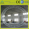 Wedding Exhibition Performance Special-Shaped Circle Aluminum Lighting Stage Truss