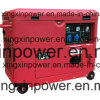 5kw Silent Generator Top Cover Can Be Opened