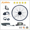 Waterproof System + Built-in Controller 36V 250W E-Bike Motor Conversion Kit with Display