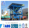 Port Handling Machine Dust Collector Mobile Hopper Rubber Type Hopper with Dust Catcher