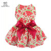 Sweetie Watermelon Pet Clothes for Dog Dress Sundress Shirts