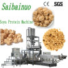 New Technology Textured Soya Protein Pieces Food Processing Machinery