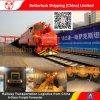 Freight Logistics Services to Pavlodar/Kazakhstan from China/Nanjing/Shanghai/Alataw Railway Transportation cargo wheel loader