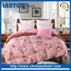 China Supplier Hotel 100% Cotton White Down Comforter/Microfiber Quilt/Polyester Duvet