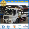 Dongfeng 4X2 6 Wheels Loading Boom Truck Mounted with 5t XCMG Crane for Sale